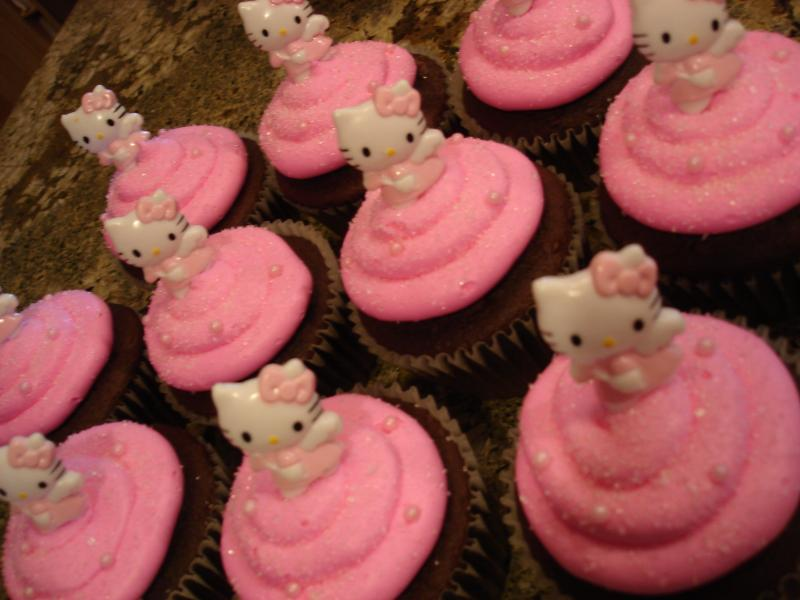 hello kitty muffin